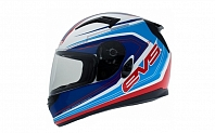 Мотошлем EVS CYPHER STREET HELMET MAVERICK Red-Blue